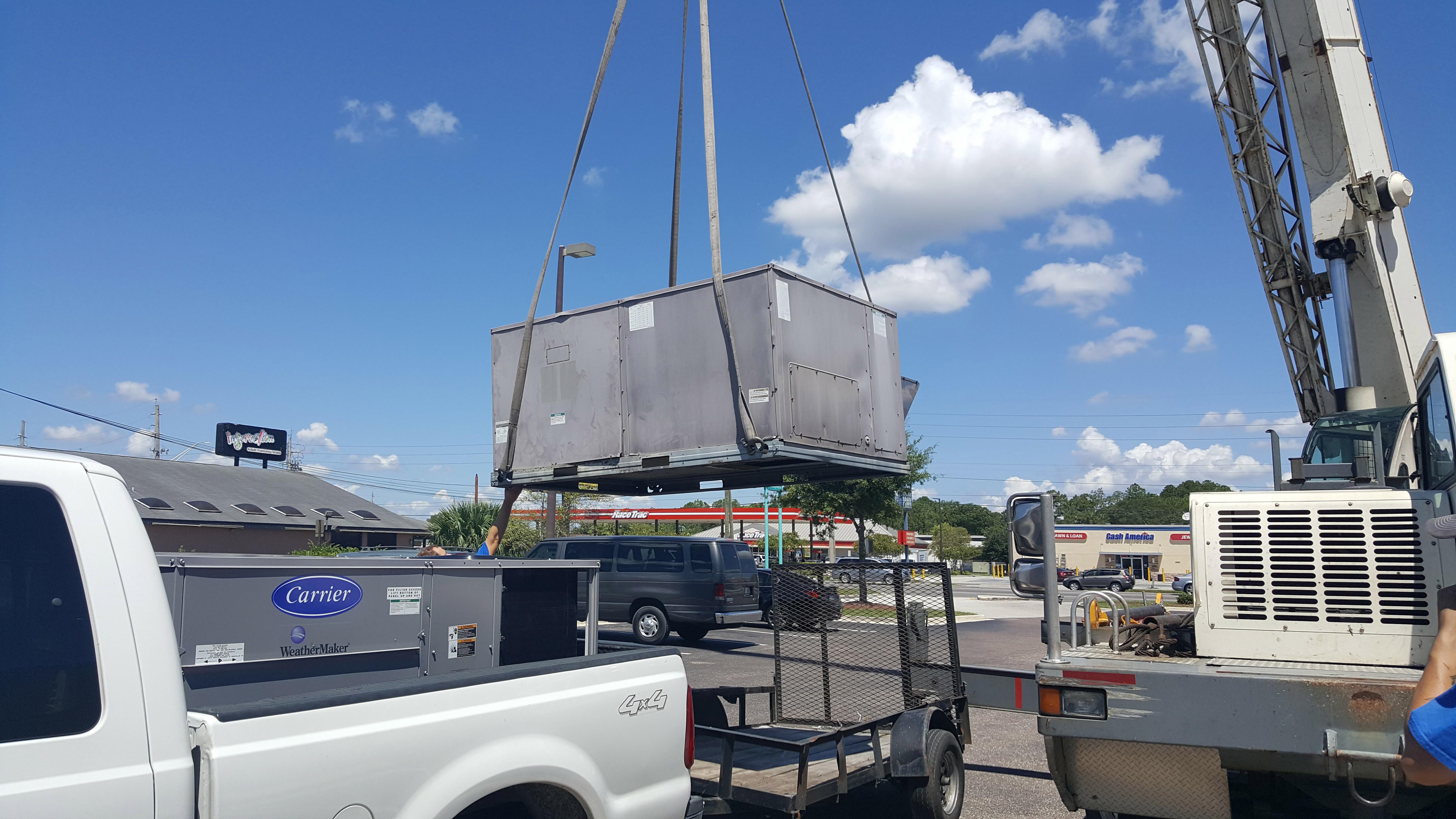 A/C Service & Air Conditioner Repair Jacksonville Beach, FL | HVAC ...